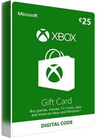 Xbox Live Card - 25 Euro